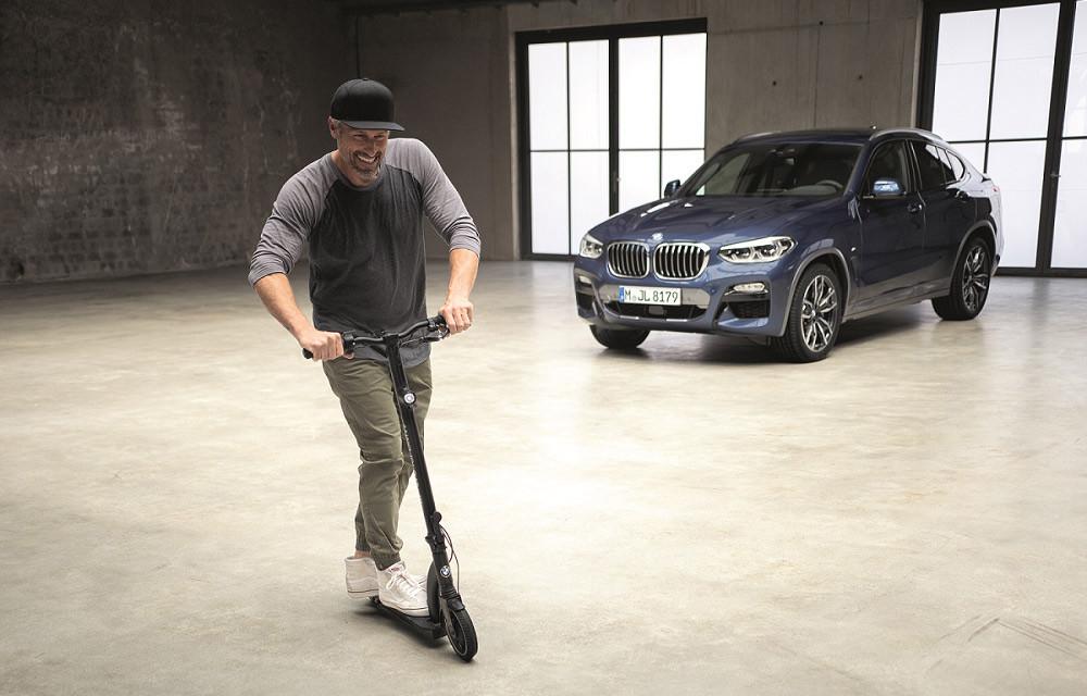 BMW-E-Scooter